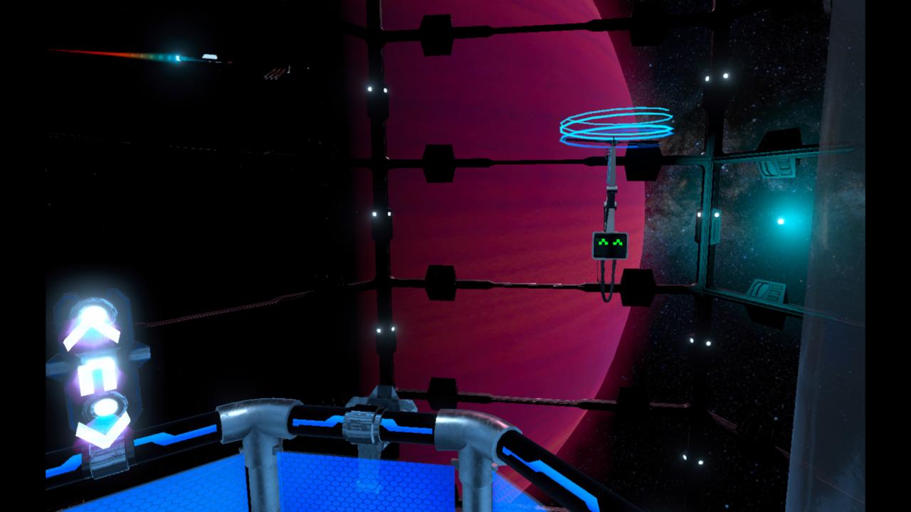 Virtuelles Raumschiff
