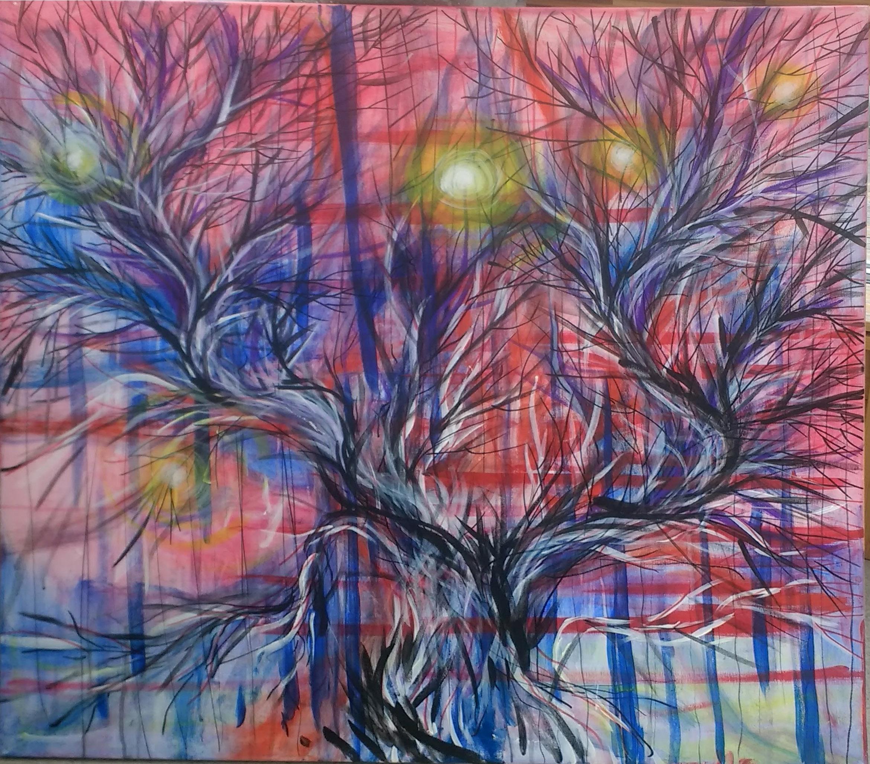 Baum und Sonnen Robert Mortenson