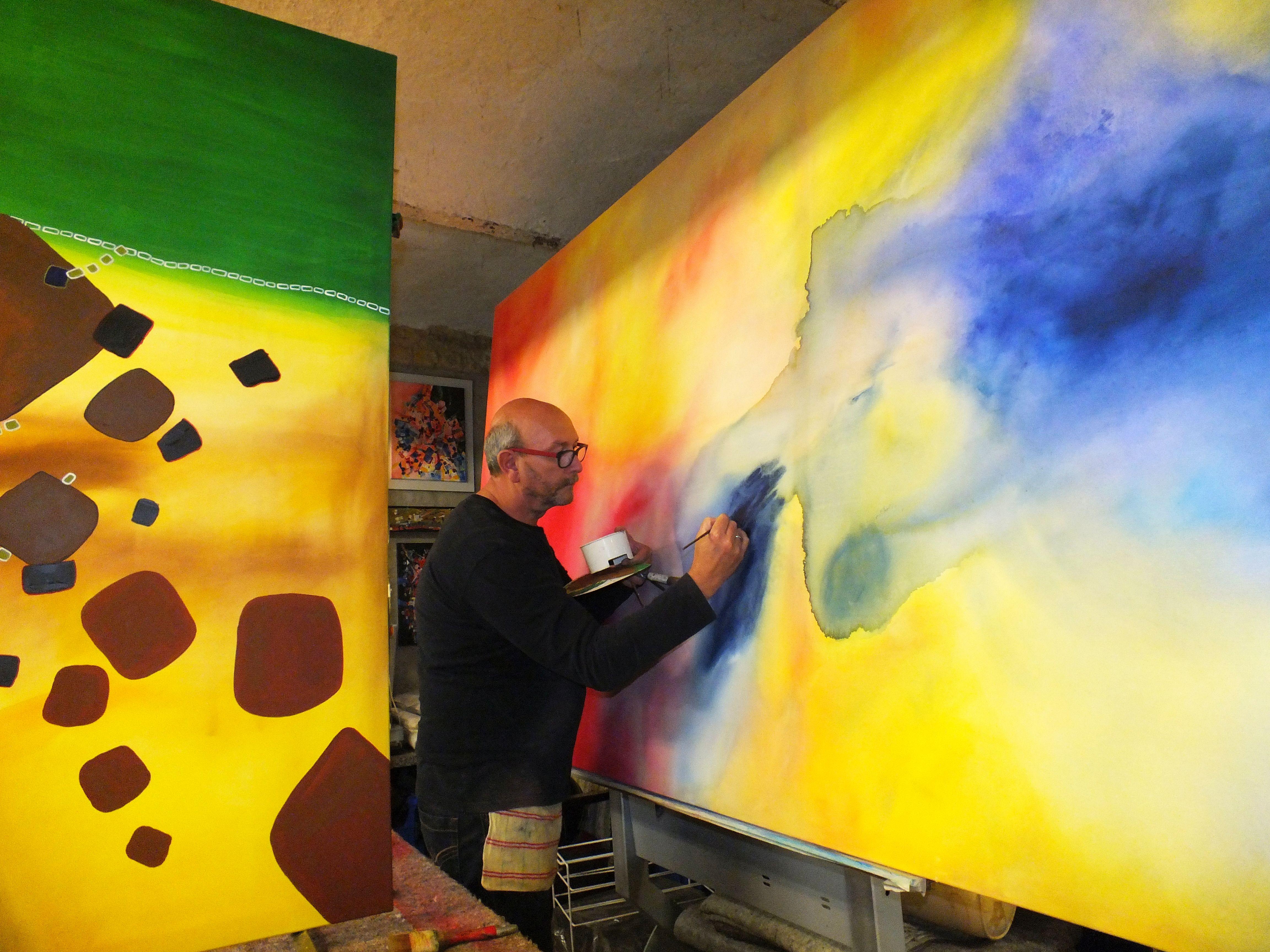 Gerd Oehm Atelier